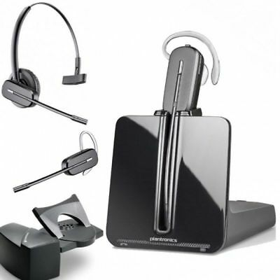 Plantronics CS540 Wireless Headset System with HL10 Automatic Handset Lifter