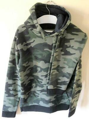 New Boys Green Camoflage Hoodie & Tracksuit Set 2Pcs  - Ex In Extenso - Age 3-8Y