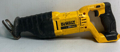 FOR PARTS - DeWalt DCS381 20v Cordless Reciprocating Saw (Tool Only)(H)
