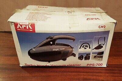 AFK Turbo Handy Vacuum Cleaner PPS-700 Magic 700W - Boxed
