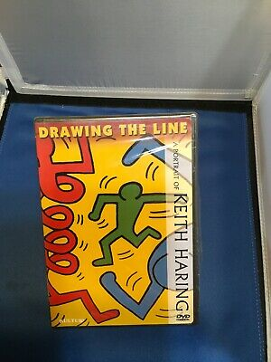 Drawing the Line: A Portrait of Keith Haring (DVD, 2004)
