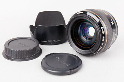 Canon EF 28mm f/1.8 f1.8 Ultrasonic Wide Angle Lens, For EF Mount