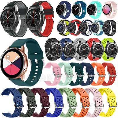 Bracelet Straps Silicone Replacement Wrist Band for SUUNTO 3 Fitness Smart Watch