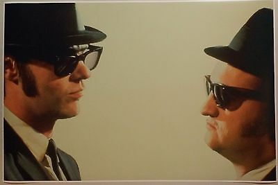 """The Blues Brothers /""""Jake and Elwood Blues/"""" Movie Tabletop Standee 10 1//2/"""" Tall"""