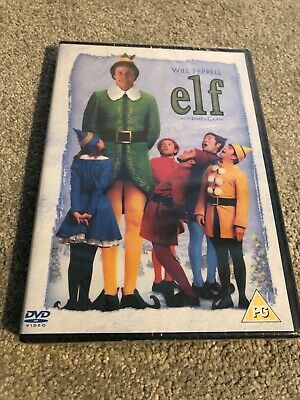 Elf [New & Sealed] DVD - Will Ferrell