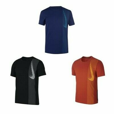 Nike Top Mens Gym Dry Sports Tee Dri Fit T Shirt Size Small Medium Large XL XXL