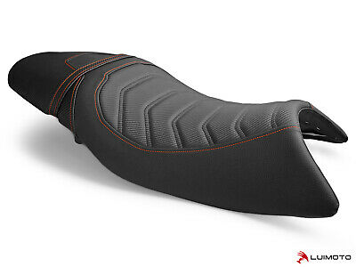 LUIMOTO Cafe Line Seat Covers for the TRIUMPH SPEED FOUR 2002-2006