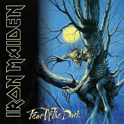 Iron Maiden - Fear Of The Dark (2017 Remastered Version) 2 Vinyl Lp Neu-Ovp