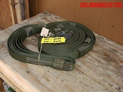 Military Truck 20' Nylon 67000lb. Tow Pull Recovery Strap Line Off Road Jeep 4x4