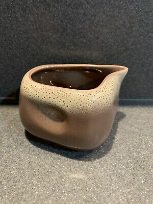 EX TAMAC Pottery MCM Frosty Fudge Creamer Perry, OK