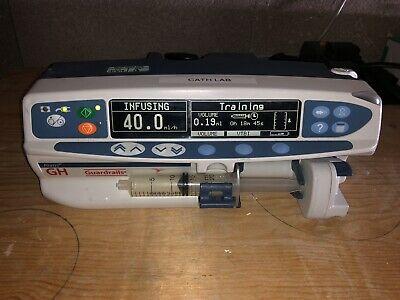 Alaris Gh Medical Syringe Infusion Iv Pump Driver Uk