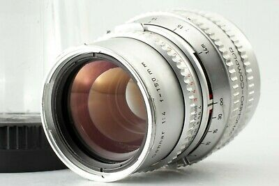 【EXC+5】 Hasselblad Carl Zeiss Sonnar C 150mm f/4 Lens w/ Case From JAPAN #2104