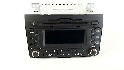 D1163 Hyundai CD Radio Player 96160-3U230
