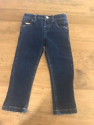 Ted Baker Blue Jeans 18-24 Months