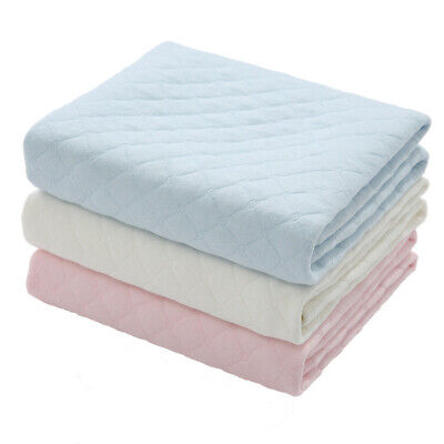 4-Layer Washable Absorbent Incontinence Underpads Bed Pads Reusable Waterproof