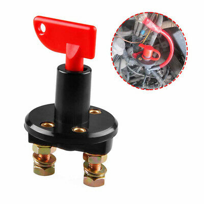 Battery 12V 190A  Heavy Duty Master Quick Disconnect Power Shut Off Switch NHRA