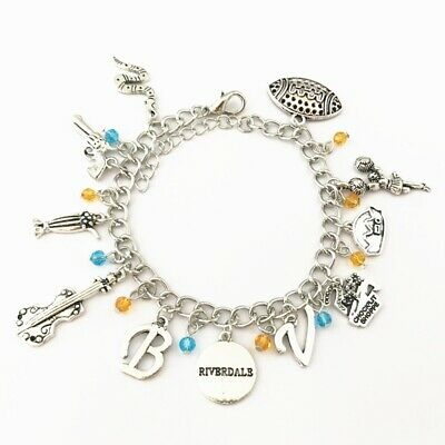 Riverdale Inspired Jewelry Collection  Charm Bracelets are Approximately 9-9.5