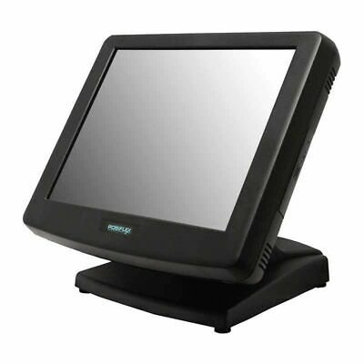 "WINDOWS 10 Posiflex Jiva KS-7215 15"" Touchscreen Fanless POS Terminal"