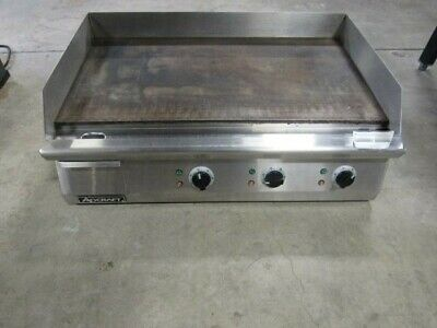 Adcraft Griddle, Electric, 15.5 x 30, Countertop - Grid-30