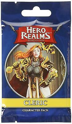 Hero Realms: Cleric Pack Board Game New