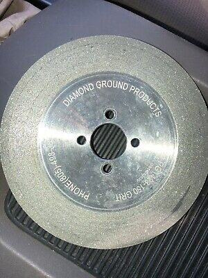 Diamond Ground Piranha III - Grinding Wheel 150 Grit DGP-PG1423