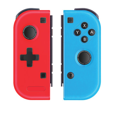 For Nintendo Switch Joy-Con (Left and right) Wireless Bluetooth Controllers Set