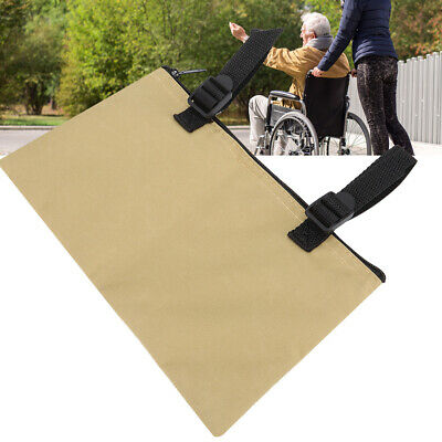 Polyester Mobility Scooter Wheelchair Armrest Waterproof Bag Pack Accessory