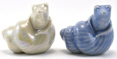 Wade Snail, Party Crackers Sealife, 1998-1999, Pearlized Luster 2003 Wade Fair