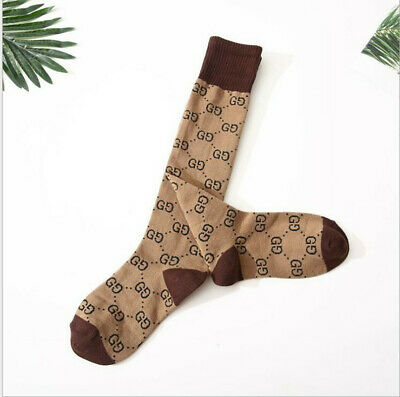 HOT! Cotton G+ G Socks Design One Size Fits 100%NEW AAAAAA+