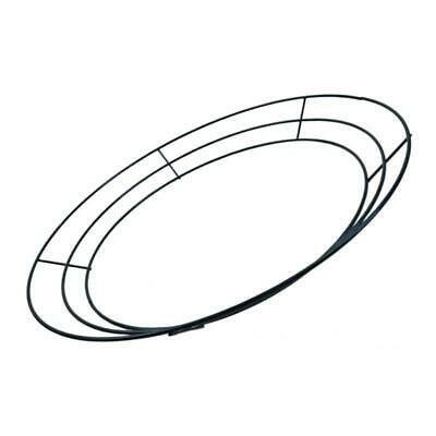 Wire Wreath Frame Wire Wreath Making Rings for Valentines Decoration 10Inch