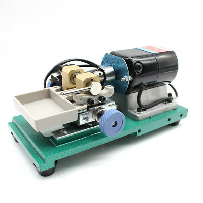 Adjustable 220V Pearl Drilling Machine Drills Hole Punch DIY Beads Making Tool