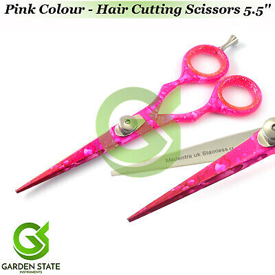 Beauty Barber Hairdressing Scissors Trimming Beard Shaping Hair Cutting Shears