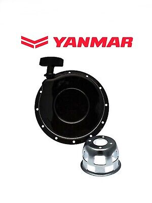 GENUINE Yanmar L90 L100 Pull Cord Assembly & Starter Cup