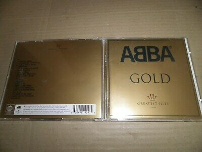 ABBA - Gold (Greatest Hits) - CD (2004) -