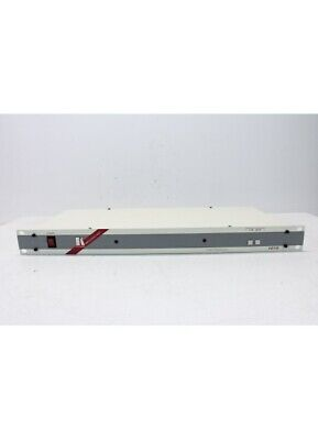 Monacor TVDA-408 4in 8out Video Programmable Distributor fit 220VAC