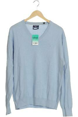 GANT HERREN SWEATSHIRT, Marineblau, Regular Fit, Original