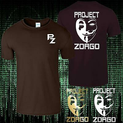 Youtuber Childrens Gaming kids, Gold Project Zorgo Chad Wild Clay tshirt