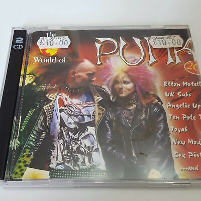 Various The World Of Punk 1997 Rock CD