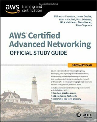 AWS Certified Advanced Networking Official Study Guide Specialty Exam