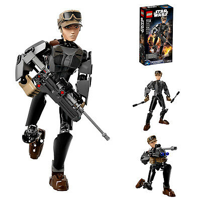Lego 75119 Star Wars Sergeant Jyn Erso Buildable Action Figure Retired Sealed