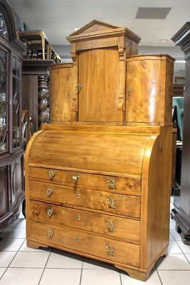 Antique Biedermeier Secretaire 7354