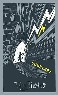 Sourcery Discworld The Unseen University Collection