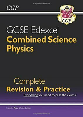 Grade 9-1 GCSE Combined Science Physics Edexcel Complete Revision  Practice wi