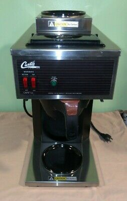 Curtis CAFE2DB10A000 Pourover Coffee Brewer