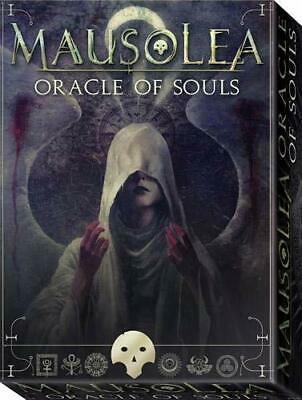 Mausolea Oracle Oracle of the Souls - 36 full colour cards  instructions