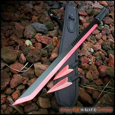 "11"" CSGO Tactical Hunting Fixed Blade Huntsman Survival Bowie Tracker Knife NEW"