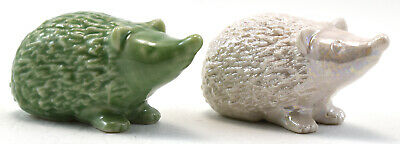 Wade Hedgehogs 2, Pearlized Luster And Green, 2014 Fair