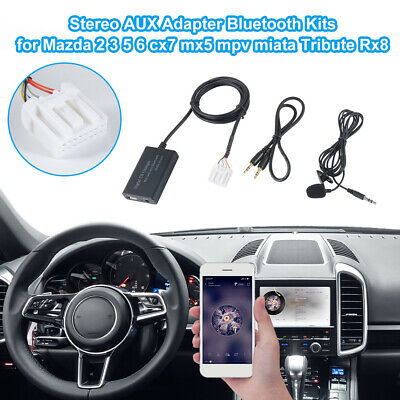 Bluetooth A2DP Car Adapter stereo digital interface iPod iPhone AUX #MBUSDB3