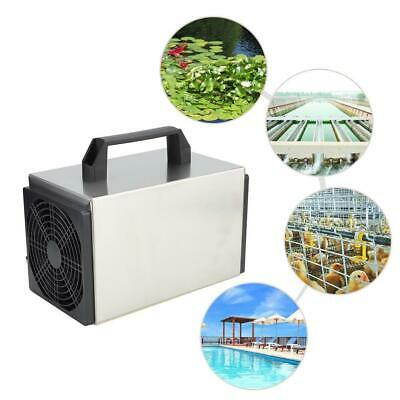 20g/h Commercial Timing Switch Ozone Generator Air Purifier Mildew Dust Remover