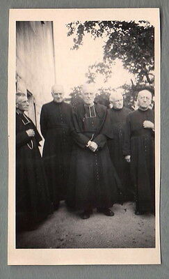 Photography to the 1930 - D' One Groupe de Priests with Identify - Area Lyonnai
